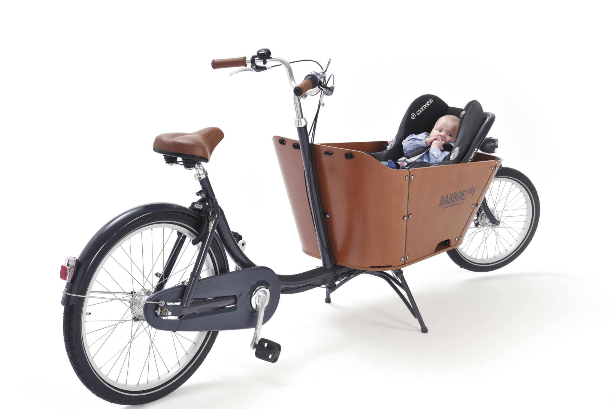 babboe city cargo bike for sale. Black Bedroom Furniture Sets. Home Design Ideas