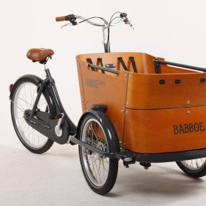 Cargo Bike for sale - Babboe Curve