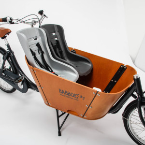 Cargo Bike for sale - seats