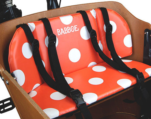 Duo Seat Red Babboe